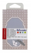 Artemio Collection Serenity Mini Notebook, Multi-Colour