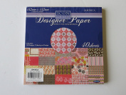 DESIGNER PAPER FOR SCRAPBOOKING
