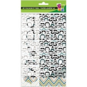 Alphonse Stencils A5 Adhesive Fabric and Paper Set
