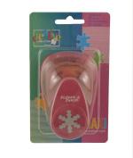 Vaessen Creative Craft Paper Punch Snowflake Motive Puncher, Multi-Colour, Maxi