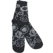 Gears of War - Grey Gear Socks Size L - Fully Licensed