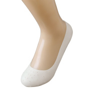 Delicate Fashion Silicone Moisturising Heel Socks Cracked Foot Skin Care Protector Feet Massager Foot Pain Relief Boat Socks