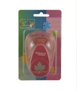 Vaessen Creative Craft Paper Punch Maple Leaf Motive Puncher, Multi-Colour, Maxi