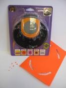 5 in 1 Multi-Shaper True Heart Design Paper & Card Magnetic Puncher AM340
