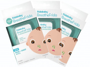 Baby Nose Wipes by Fridababy   BreatheFrida the BoogerWiper Moisturising baby facial tissues and chest rub for Sensitive Skin