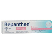 Bepanthen Nappy Rash Ointment 30g FOC 3.5g- protects and gently skin damaged by nappy (nappy) rash.
