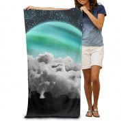 Unisex Bath Towels 4671964-moon-wallpapers Towel Blanket Maximum Softness And Absorbency For Luxury Hotel & Spa