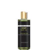 The Baby Oil Co. Hemp Baby Oil, (Natural Skin Care for Delicate Skin) newborn + toddler