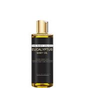 The Baby Oil Co. Eucalyptus Baby Oil, (Natural Skin Care for Delicate Skin) newborn + toddler