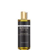 The Baby Oil Co. Burdock Baby Oil, (Natural Skin Care for Delicate Skin) newborn + toddler