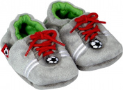 Die Spiegelburg 14952 Football Baby Shoes Dribbel King Baby Glück