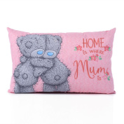 Me To You 'Home Is Where Mum Is' Mother's Day Cushion