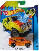 Hot Wheels 2014 City Colour Shifters - Baja Breaker 15/48 by Hot Wheels