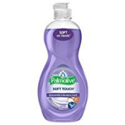 3 Pk. Palmolive Ultra Soft Touch Dish Soap, Almond Milk and Blueberry - 300ml