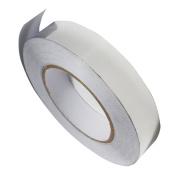 "ZaZaTool - Aluminium Foil Adhesive Tape 1"" x 55yds (25mm x 50m) Silver"