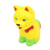 Slow Rising Squishies Jumbo, Amlaiworld Jumbo Pomeranian Squishy Cute Dog Super Slow Rising Scented Fun Animal Toys