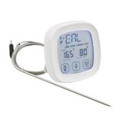 Digital Meat Thermometer, Iuhan Touchscreen Digital Food Thermometer Meat Thermometer For Kitchen Cooking BBQ