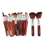 LUFA 22Pcs Eye Makeup Brushes Makeup Brush Sets Beauty Tools Eye Shadow Beauty Brush Cosmetic Brush Set