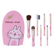 LUFA 7Pcs Eye Makeup Brushes Makeup Brush Sets Beauty Tools Eye Shadow Beauty Brush Cosmetic Brush Set