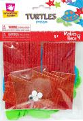 Foam Sticker Kit - Makes 4-Turtles