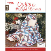 Leisure Arts 6752 Quilts For Peaceful Moments