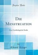 Die Menstruation [GER]