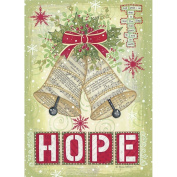 Legacy Publishing Group Deluxe Boxed Holiday Greeting Cards with Scripture, Laurel Wreath