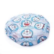 CJB Doraemon Bath Shower Caps Hats Blue