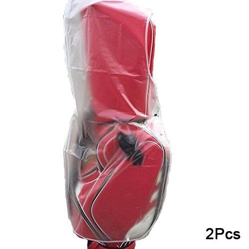 cd0bbd757809 Posma RC010C Golf Bag Rain Cover 2pcs set - Easy Access Pockets Waterproof  Lightweight