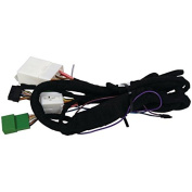 Directed Electronics THH0C4 Wiring Harnesses, Black