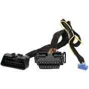 Directed Electronics THT0D1 Wiring Harnesses, Black