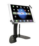 CTA Digital Universal Dual Security Kiosk for 7-33cm Tablets/iPad Pro 9.7, 10.5, 12.9/iPad (2017)/iPad mini/iPad Air/Surface Pro 4