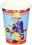 Amscan International 266 Ml Fireman Sam Paper Cups