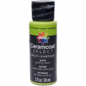 Plaid:Delta 04014 Ceramcoat Select Multi-Surface Paint, 60ml, Gecko
