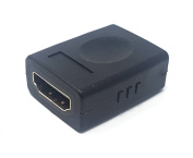 m(core HDMI to HDMI Coupler / Joiner / Extender / Adapter / F-F Gender Changer / Female to Female - Join 2 cables.