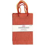 Seasons Greetings Handmade Bags 3/Pkg-