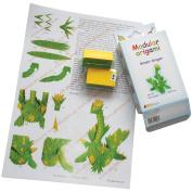 Modular Origami Kit-Green Dragon