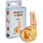 Modular Origami Kit-Snail