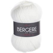 Bergere De France Caline 4 Ply Knitting Yarn Crin Blanc