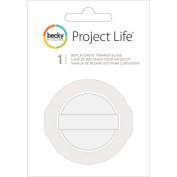 Project Life Card Trimmer Replacement Blade-For Use With Card Trimmer 380600