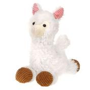 Fiesta Toys Scruffy 25cm Llama Animal Plush