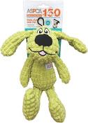 ASPCA Pixel Pup Dog Toy-Green