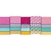 Joel Dewberry True Colours New Design Roll 40 6.4cm Strips Jelly Roll FreeSpirit