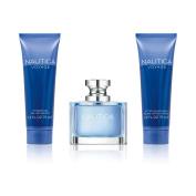 Nautica Voyage 3pc set - 30ml Eau de Toilette + 70ml Shower Gel + 70ml After Shave Balm