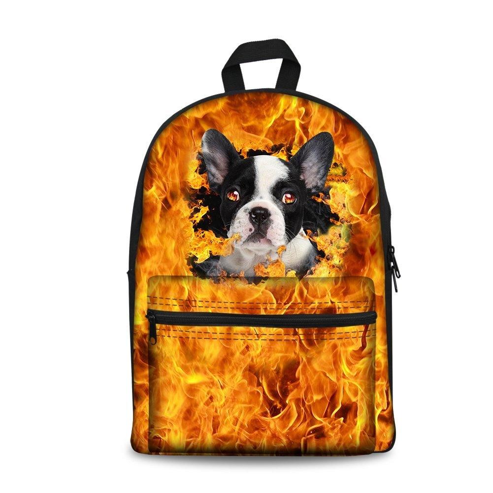 5a9d7d7a7e4d Showudesigns Cute Cat Highschool Lightweight Bookbag Girls Travel School  Backpack