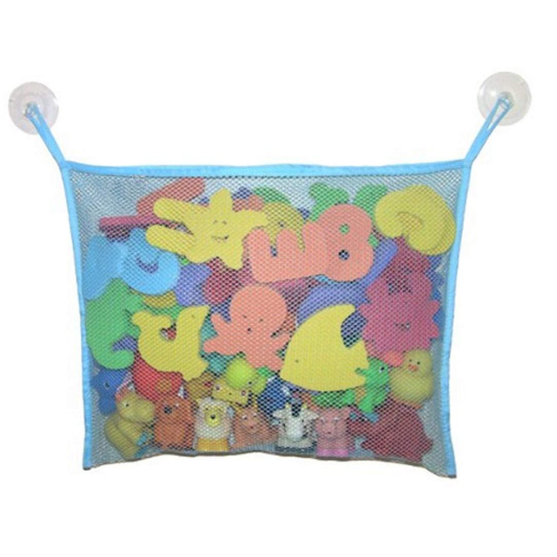 ce4b1e6c41f6 Baby Bathtub Toy Mesh Net Storage, Prevently Kids Premium Baby Bath Toy  Organiser, Toddlers Toy Storage Bag for Boys & Girls and Shower Caddy