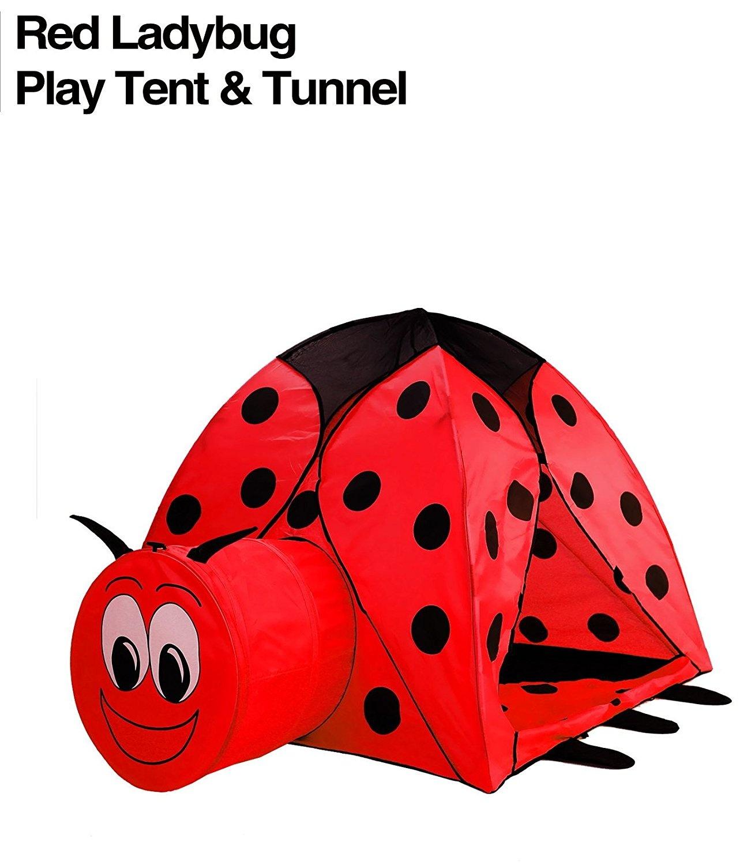 Spielzeug für draußen Gigatent Lily The Lady Bug Play Tent