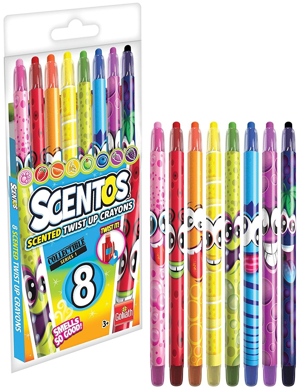 Home, Furniture & DIY Scentos Scented Marker Pens Sweet Shop