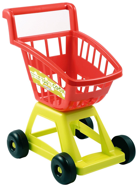Ecoiffier Imitations Empty Supermarket Trolley Toy