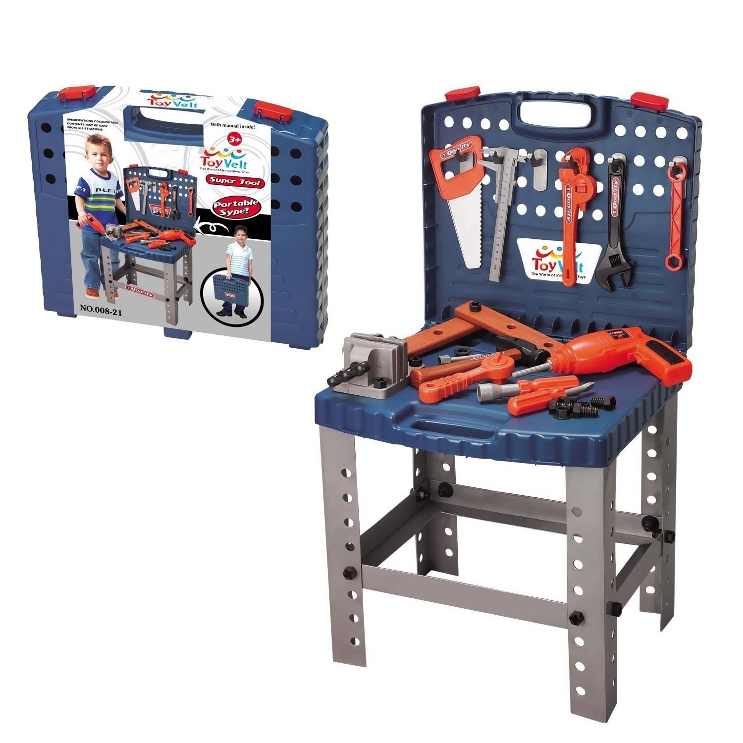 Kids Tool Workbench Toys Toys: Buy Online from Fishpond.com.au